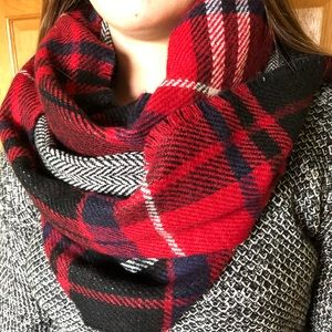 Accessories - Reversible scarf